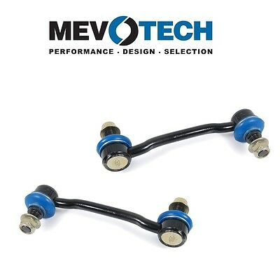 NEW Pair Set of 2 Rear Suspension Stabilizer Bar Link Kits Mevotech For Ram 1500