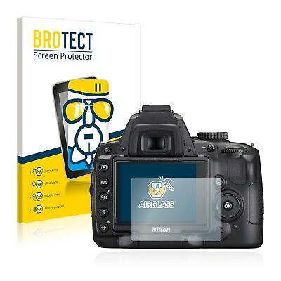 Nikon D5000 Glass Film Screen Protector Protection