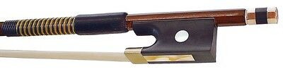 Hidersine Student Violin Bow Brazilwood Octagonal (Various Sizes Available)