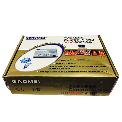 Gadmei ComboTV box VGA Series TV3488E