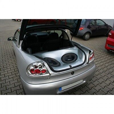Opel Tigra Audio Box / Kofferraumausbau / Soundbox / Soundboard