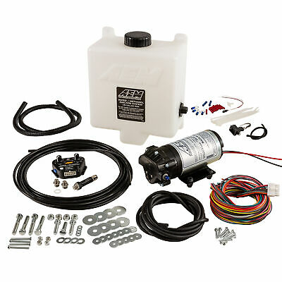 AEM Electronics V2 1 Gallon Water/Meth Injection Turbo Induction Kit - 30-3300