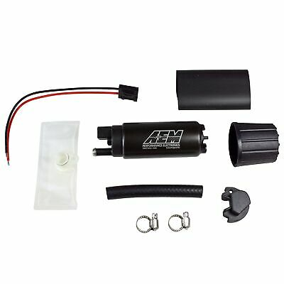 AEM Electronics 320lph High Flow Universal Car In Tank Fuel Pump - 50-1000