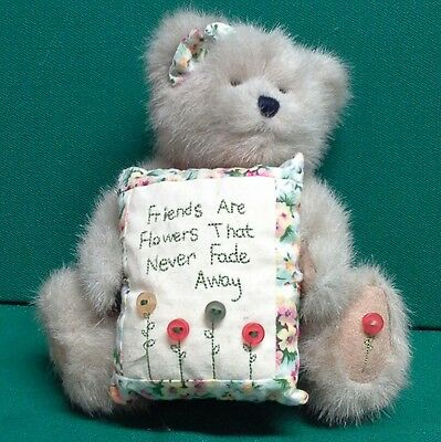 "The Boyds Collection ""Friends Are Flowers That Never Fade Away"" 2003"