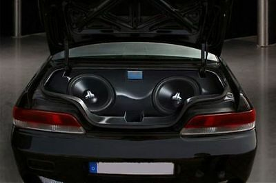 Honda Prelude Audio Box / Kofferraumausbau / Soundbox / Soundboard