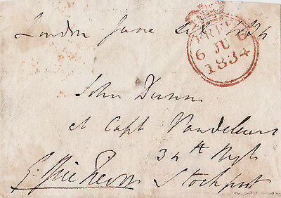 George Rice-Trevor, Baron Dynevor **signed Free Front: Adc Queen Victoria (1834)