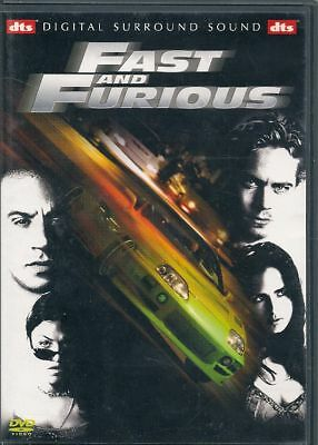 Dvd Zone 2--Fast And Furious--Vin Diesel/Walker/Cohen