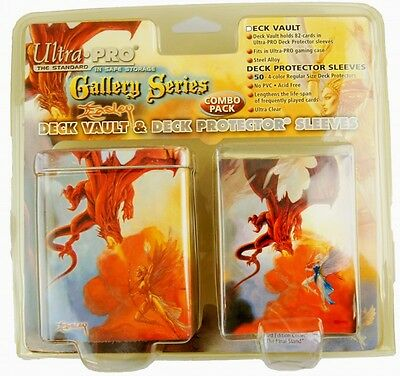 Ultra Pro Easley Combo Pack - Final Stand - Deckbox + 50 Sleeves