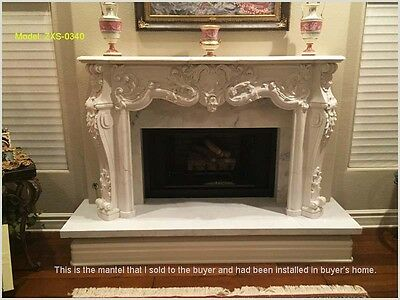 How To Customize A Personal Marble Fireplace Mantel Surround? @pls Ask Price@