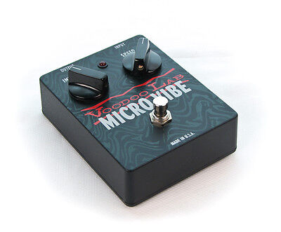 VooDoo Lab Micro Vibe Effects Pedal (Pre-Owned)