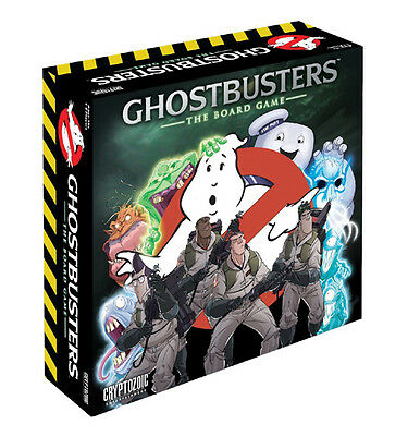 Ghostbusters Board Game : Cryptozoic Entertainment - NEW