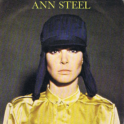 ANN STEEL my time / southafternoon - (Cacciapaglia) prog electro disco RARE mint