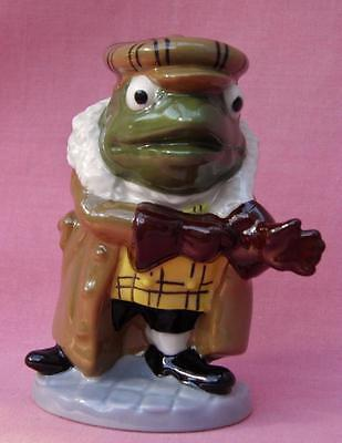 Wade The Wind In The Willows Toad Of Toad Hall Figurine Membership Piece 2000