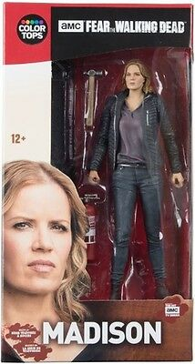 MADISON CLARK Fear The Walking Dead (TV) Series Color Tops McFarlane Toys 17cm