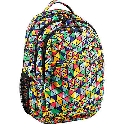 J World New York Cornelia Laptop Backpack 24 Colors Everyday Backpack NEW