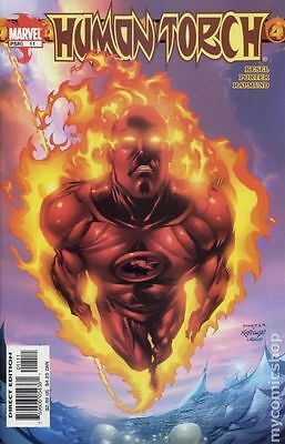 Human Torch (2003 2nd Series) #11 FN