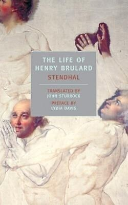 The Life of Henry Brulard by Stendhal Paperback Book (English)