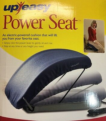UP EASY POWER Lift Chair SEAT Electric Powered CUSHION for HELP GETTING UP