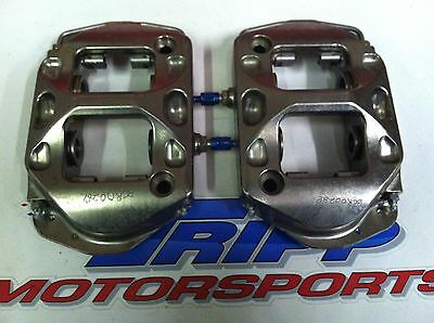 Performance Friction 4 Piston Brake Calipers ZR24 with Mounts NASCAR