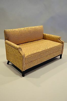 1:6 Scale Furniture for Fashion Dolls Action Figures 4242FF Brocade Sofa