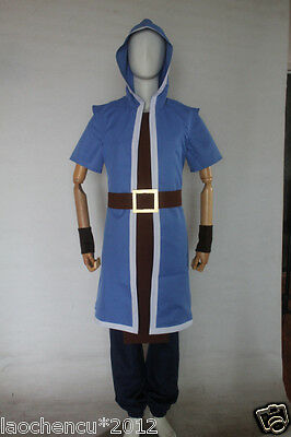 Hot Game!! Clash of Clans Wizard Lv.4 Cosplay Costume Custom Made