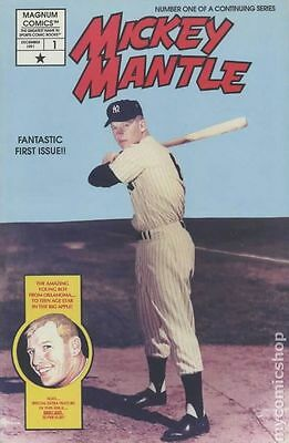Mickey Mantle (1991) #1P VF