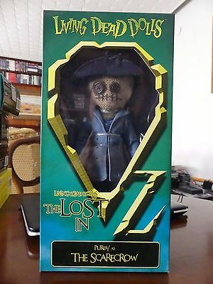 Mezco Living Dead Dolls Lost In Oz - Purdy As The Scarecrow