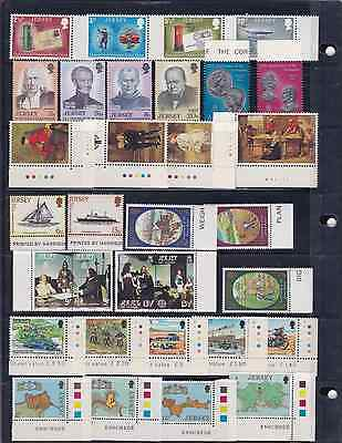 Great Britain-Jersey Mint Stamps MNH