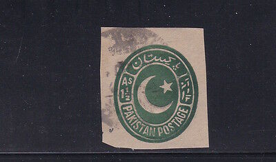 Pakistan Old Used Stamp-Square Cut
