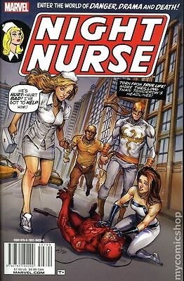 Night Nurse (2015 Marvel) #1 NM