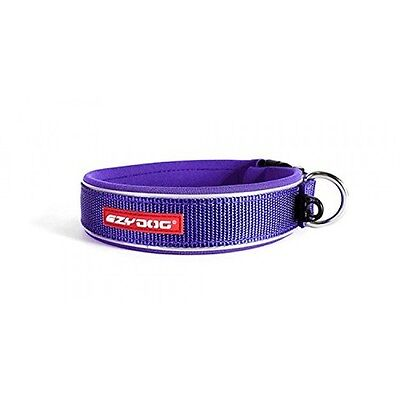 EZYDOG - Neo Dog Collar Purple Large 46-51cm - Free Delivery