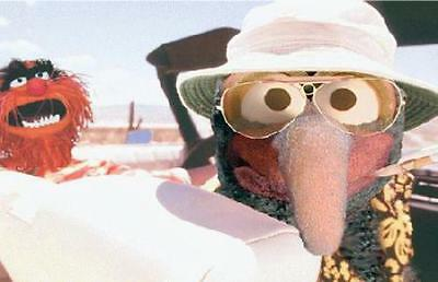 Gonzo Animal Muppet Poster Henson Fear And Loathing Hunter S Thompson