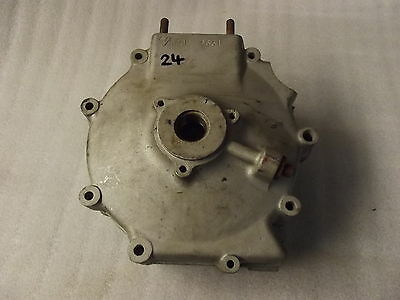 Matchless 500Cc G80 Crankcases 1947 Eng No 4631 And Cam Followers. 24