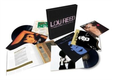 The Rca & Arista Vinyl Collection, Vol.1, Lou Reed, Vinyl, 0889853550111