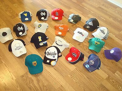 WHOLESALE #1  NEW 20 PCS FITTED  neweraa  rare CAPS  HATS HAT CAP VINTAGE LOT