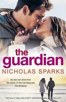 NEW The Guardian By Nicholas Sparks Paperback Free Shipping