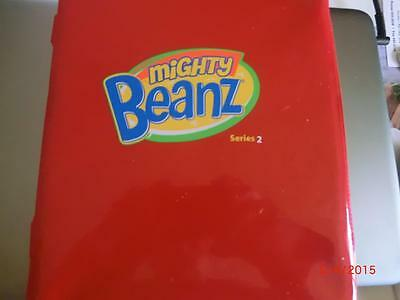 Lot Of 50 Mighty Beanz With Original Series 2 Case Lot # 3