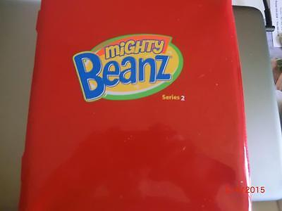 Lot Of 50 Mighty Beanz With Original Series 2 Case Lot # 1