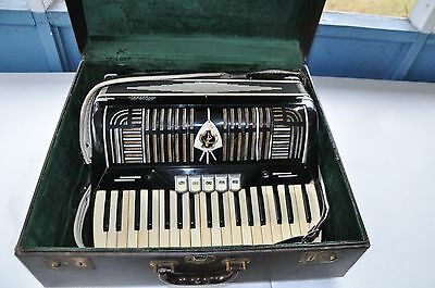 Vintage Pistelli Teramo Accordion Made IN Italy