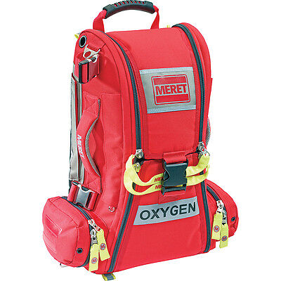MERET The Recover™ Pro O2 Response Bag - Red Other Sports Bag NEW