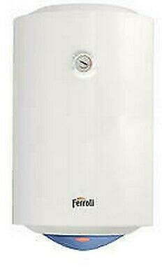 Ferroli water heater electric lt. 80 boiler warmer boiler vertical bathroom