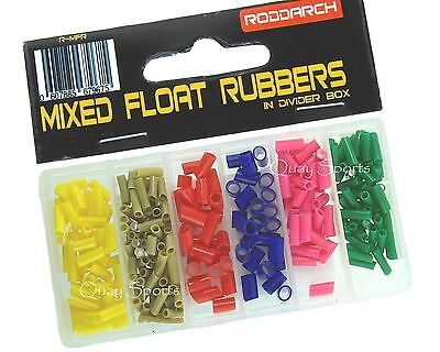 Float Pole Rubbers Canal Float Aadaptor Quality RODDARCH Brand In Dispenser Box