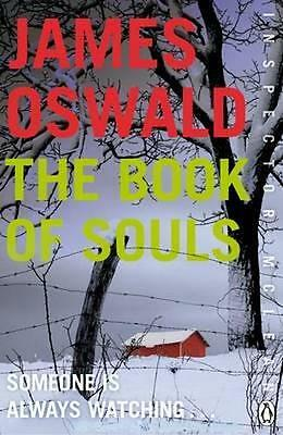 NEW Book Of Souls By James Oswald Paperback Free Shipping