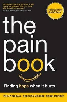 NEW The Pain Book By Phillip Siddall Paperback Free Shipping