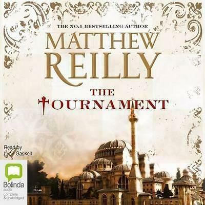 NEW The Tournament By Matthew Reilly Audio CD Free Shipping