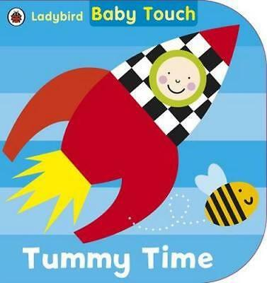 NEW Tummy Time By Ladybird Board Book Free Shipping