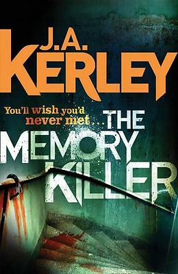 NEW The Memory Killer By J. A. Kerley Paperback Free Shipping
