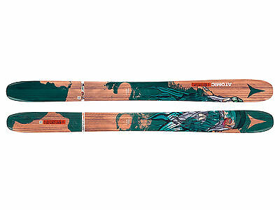 ATOMIC BACKLAND BENT CHETLER Muco 185 cm  solo sci ONLY SKI  2016/17 AA0026246