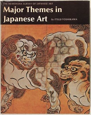 Antique Japanese Art & Architecture - Major Themes, Symbols & Understanding