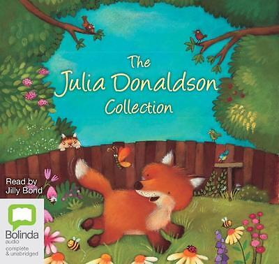 NEW The Julia Donaldson Collection By Julia Donaldson Audio CD Free Shipping